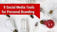 9 cost-efficient social media tools that Delightful Communications recommends to help make your personal branding efforts easier