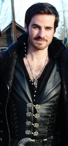 Colin is looking tired, poor thing.