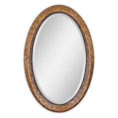 Uttermost Capiz Shell & Metal Rope Vanity Wall Mirror - 22W x 34H in. - About Uttermost The mission of the Uttermost Company is simple: to make great home accessories at reasonable prices. This has been their objective...