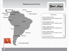 Immediately free download editable south america outline and immediately free download editable south america outline and political map in powerpoint format no registration needed powerpoint templates pinterest toneelgroepblik Gallery