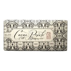Cacao Prieto Red Hook 72% Dark Bar