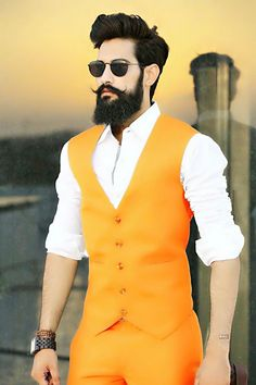 You are going to find interesting and appealing women hairstyle models that. Mens Casual Suits, Stylish Mens Outfits, Mens Fashion Suits, Mens Hairstyles With Beard, Cool Hairstyles For Men, Boy Hairstyles, Designer Suits For Men, Designer Clothes For Men, Wedding Kurta For Men