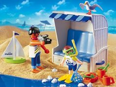 PLAYMOBIL® 3660 - Strandkorb