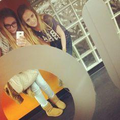 #we #duchie #girls #blonde #hairs #blue #eyes #friends #for #ever #bij #fred #en #douwe #was #fun #xd #was #top #with #cutie @xeliiisa