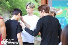 Sihyoung, Dokyun, Jaeho and Yijeong ❤️ #Sihyoung #Dokyun #Jaeho #Yijeong #History #Storia