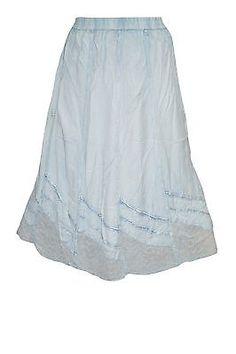 1a7f7210b2 14 Best skirts images | Bohemian gypsy, Bohemian skirt, Boho gypsy