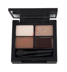 Sleek i-Quad Eyeshadow & Eyeliner Zestaw Trzech Cieni + Eyeliner 333 Moroccan Myrrh