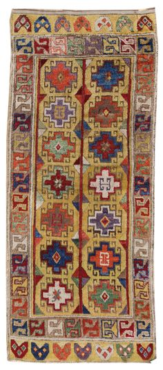 #vintage #tulu #rug with #konya designs
