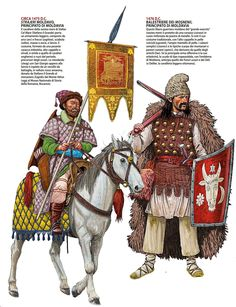 Esercito di Vlad Dracula - XV sec. Renaissance, Eslava, Military Costumes, Anime Ninja, Armadura Medieval, Central And Eastern Europe, Late Middle Ages, Fantasy Races, Dark Ages