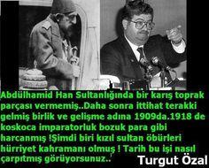 #600YıllıkFilminReklamArasıBitti Rahmetli Turgut Özal