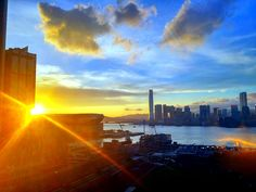 What a beautiful Victoria Harbour 2 by leocary