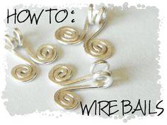 ..non*sense..: wire bails