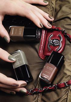 FNO's Les Khakis de Chanel