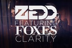 zedd feat foxes - clarity  Walk on through a red parade and refuse to make amends It cuts deep through our ground and makes us forget all common sense Don't speak as I try to leave 'cause we both know what we'll choose If you pull then I'll push too deep and I'll fall right back to you
