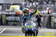 Valentino Rossi #FranceGP 2nd