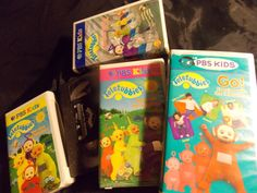 Large Lot of Teletubbies VHS Teletubbies Movies PBS kids Teletubbies. For babies and small kid learning. 5 VHS of Teletubbies Toddler Videos, Kids Videos, Blues Clues, Pbs Kids, Vhs Tapes, Etsy Store, Toddlers, Learning