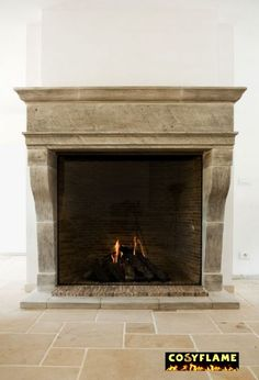 New Pic french Stone Fireplace Concepts Schouwkapper Tinel Sandstone Fireplace, Stone Fireplace Mantel, Inglenook Fireplace, Fireplace Inserts, Fireplace Design, Natural Stone Fireplaces, Rock Fireplaces, Rustic Fireplaces, Chinoiserie