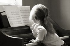 A great age to have your child begin piano lessons is age 5. Some benefits of children playing piano include increased brainpower, improved concentration and coordination, as well as boosting self-esteem.   #Musiclessons #pianolessons