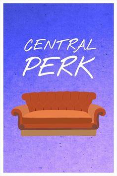 La mitología de 'Friends' resumida en 20 fantásticos póster minimalistas - Álbum de fotos - SensaCine.com