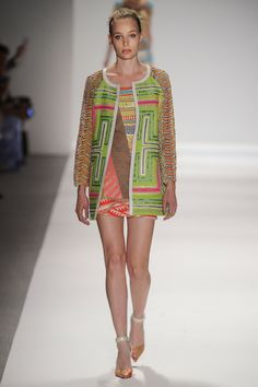 Custo Barcelona | Spring 2014 Ready-to-Wear Collection | Style.com