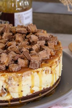 The ultimate collection of No-Bake Cheesecake Recipes. including chocolate Baileys cheesecake, rocky road cheesecake, Mars Bar cheesecake, blueberry cheesecake and more! # cheesecake recipes no bake The BEST No-Bake Cheesecake Recipes Best No Bake Cheesecake, Mini Cheesecake Bites, Baileys Cheesecake, Chocolate Cheesecake Recipes, Baked Cheesecake Recipe, Kit Kat Cheesecake, Thermomix Cheesecake, Snickers Cheesecake, Mini Cheesecakes