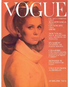 1962 de Vogue Paris.