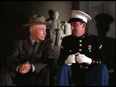 Gomer Pyle, USMC - The Impossible Dream - YouTube.   Beautiful.  His voice, a talented tenor!