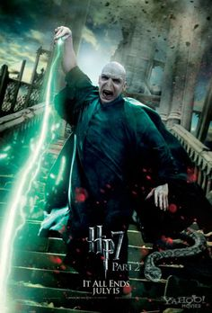 Harry Potter and the Deathly Hollows part 2 - Voldemort
