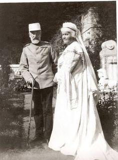 Carol I and Elisabeth of Romania