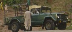 The Pakistani military has auctioned and sold many of its Jeep M715s, and to fill the gap left by these vehicles, they bought its nearly identical brother, the Kia KM450.