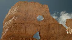 4K Blackmagic Utah, beautiful color, handheld Movi5
