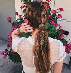 30 Chic Braid into Ponytail Styles That Will Spice Up Your Look