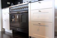 De mooiste woonkeukens van MiCasa Wall Oven, Kitchen Appliances, Cottage, Home, Decor, Diy Kitchen Appliances, Home Appliances, Decoration, Cottages