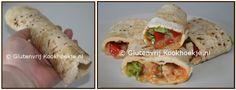 Glutenvrije en lactosevrije wraps | Het Glutenvrije Kookhoekje