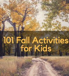101 Fall Activities