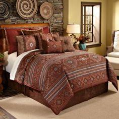 Pueblo Comforter Set - BedBathandBeyond.com