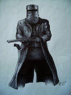 Ned Kelly by Cye Wright