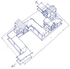 Svarga Residence,Drawing 1