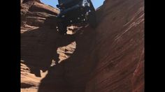 "Occurred on August 16, 2017 / Hurricane, Utah, USA ""This is a Jeep our shop built and we took it down to Sand Hollow to go wheeling. This is the Chute obstac..."