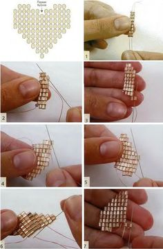 seed bead tutorials for beginners – Seed Bead Tutorials Beaded Jewelry Patterns, Embroidery Jewelry, Bracelet Patterns, Beaded Embroidery, Beading Patterns, Hand Embroidery, Bead Jewellery, Seed Bead Jewelry, Diy Jewelry
