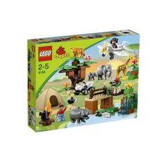 Lego  Duplo  6156  Le safari