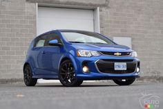 2017 #Chevrolet #Sonic | Auto123