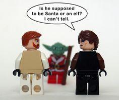 Humorous Star Wars Legos pics