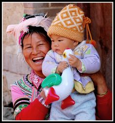 Bundle of Joy - Yuanyang, Yunnan