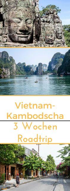 Vietnam und Kambodscha kennenlernen