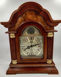 Antique 1850 S American Waterbury Steeple Clock W
