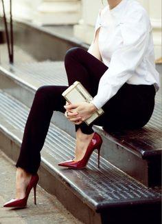 8 tipos de zapatos que necesitas para la oficina