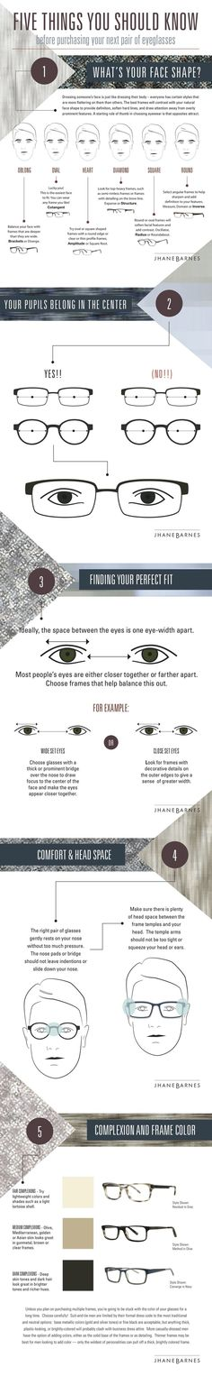 Things to Consider When Buying #Eyeglasses
