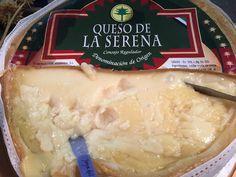 Torta de la Serena, elaborado con leche cruda de oveja de la Raza Merina, todo un manjar.