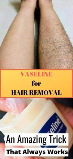 In 2 Minutes, Remove All Body Unwanted Hair Permanently At Home, With Vaseline #NailArt #IplHairRemoval #MaleHairRemoval #HairRemoval #RemoveUnwantedHair #UnderarmHairRemoval